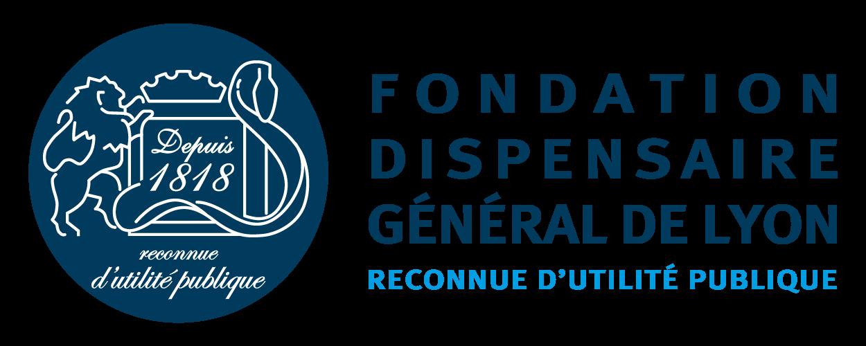 Logo Fondation Dispensaire Général de Lyon