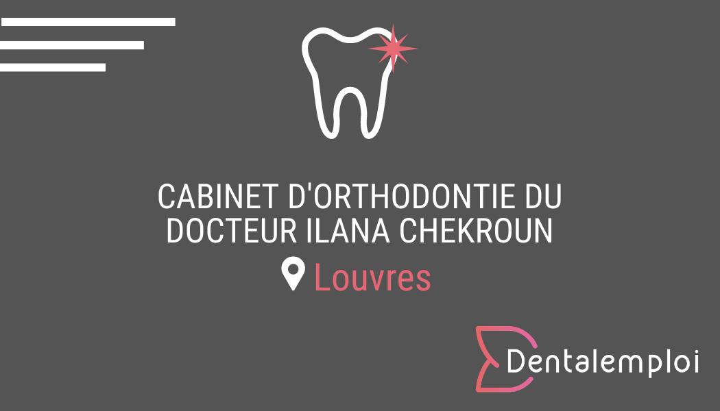 Cabinet d'orthodontie Ilana Hirsch Chekroun
