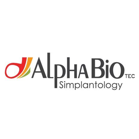 Logo ALPHA BIO FRANCE