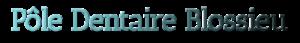 Logo Pôle Dentaire Blossieu