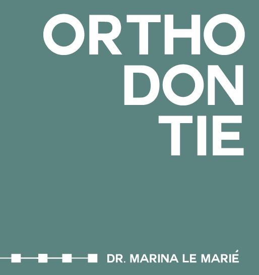 Cabinet d'orthodontie Marina Le Marié