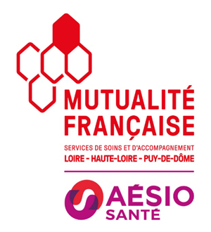 Logo Mutualité Française Loire - Haute-Loire - Puy-de-Dôme SSAM
