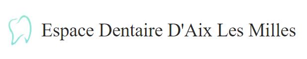 Logo ESPACE DENTAIRE LES MILLES