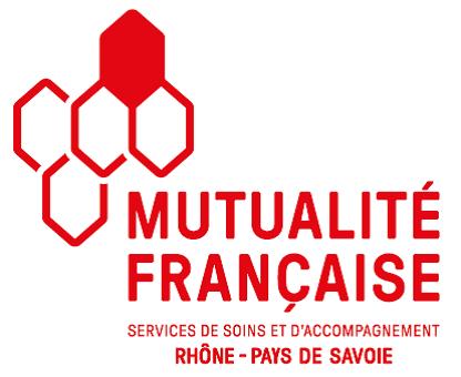 Logo Mutualité Française Rhône - Pays de Savoie
