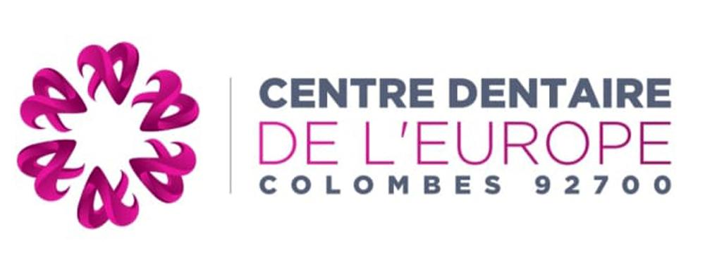 Logo Centre dentaire de l'Europe
