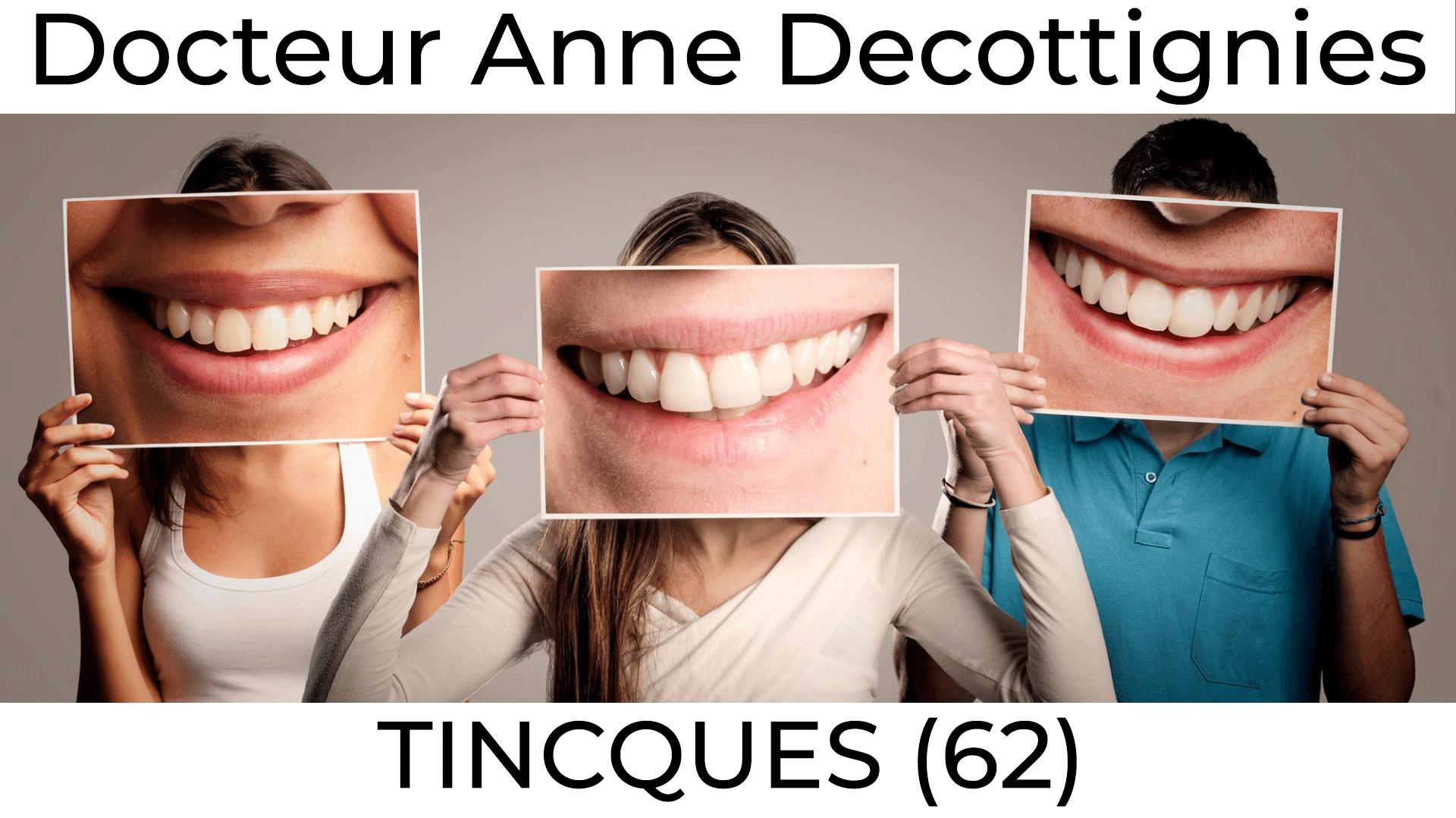 Logo Cabinet dentaire Docteur Anne Decottignies