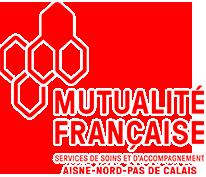 Logo Mutualité française Aisne Nord Pas-de-Calais