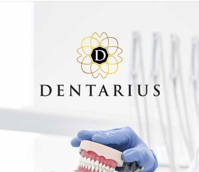 Logo Dentarius management services Inc.