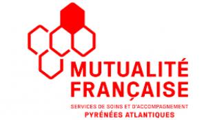 Logo Mutualité Française Pyrénées Atlantiques